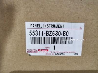 55311-bz630-b0 label