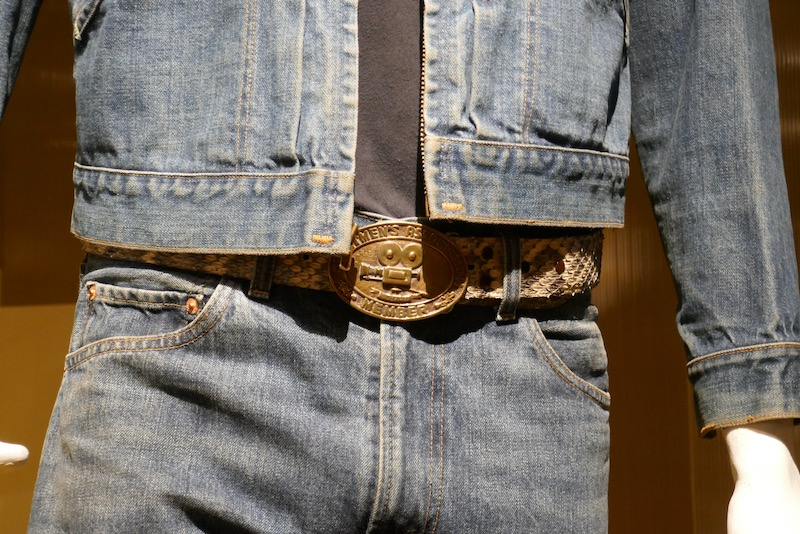 Once Upon Time in Hollywood Cliff Booth costume belt