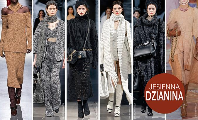 moda jesień 2020