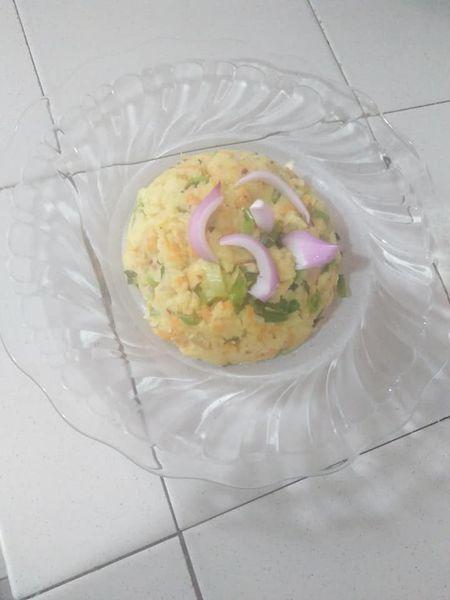 හබල පෙති ෆ්රයිඩ් රයිස් (Habala Pethi Fried Rice) - Your Choice Way