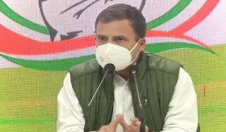 राहुल का आरोप, PM ने भारत माता का एक टुकड़ा चीन को दिया, देश को बताएं सच | #NayaSaberaNetwork