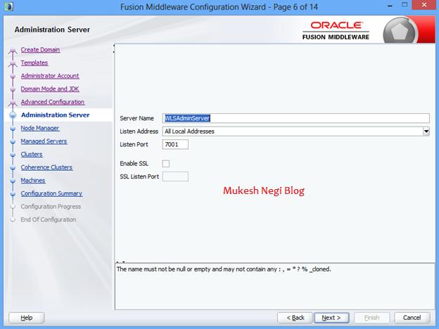 Fusion Middleware, Weblogic Server and JBoss Administration