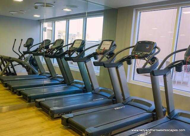 Premier Inn Al Jaddaf gym