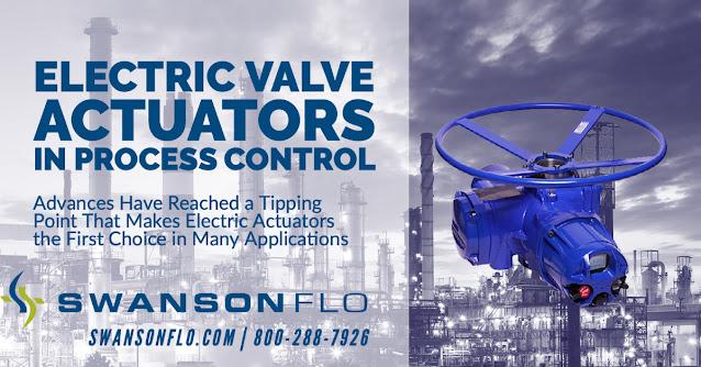 Electric Valve Actuators