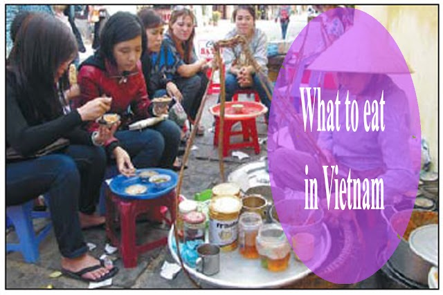 Vietnamese Food What to Eat in Vietnam