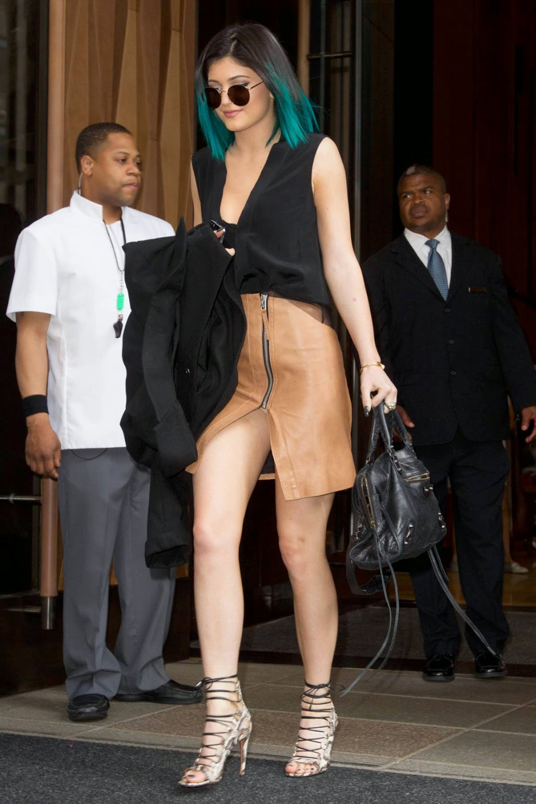 Hot Upskirt Candids In New York