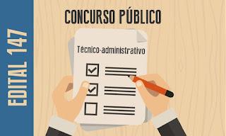Divulgado resultado definitivo do concurso para Técnico-Administrativo do IFPB
