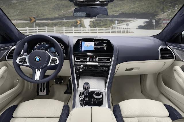 BMW Série 8 Gran Coupé: esportivo para 5 passageiros