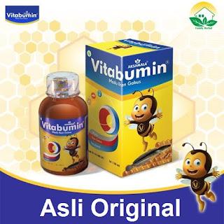 Jual khasiat madu khusus untuk anak pintar plus syamil vitabumin