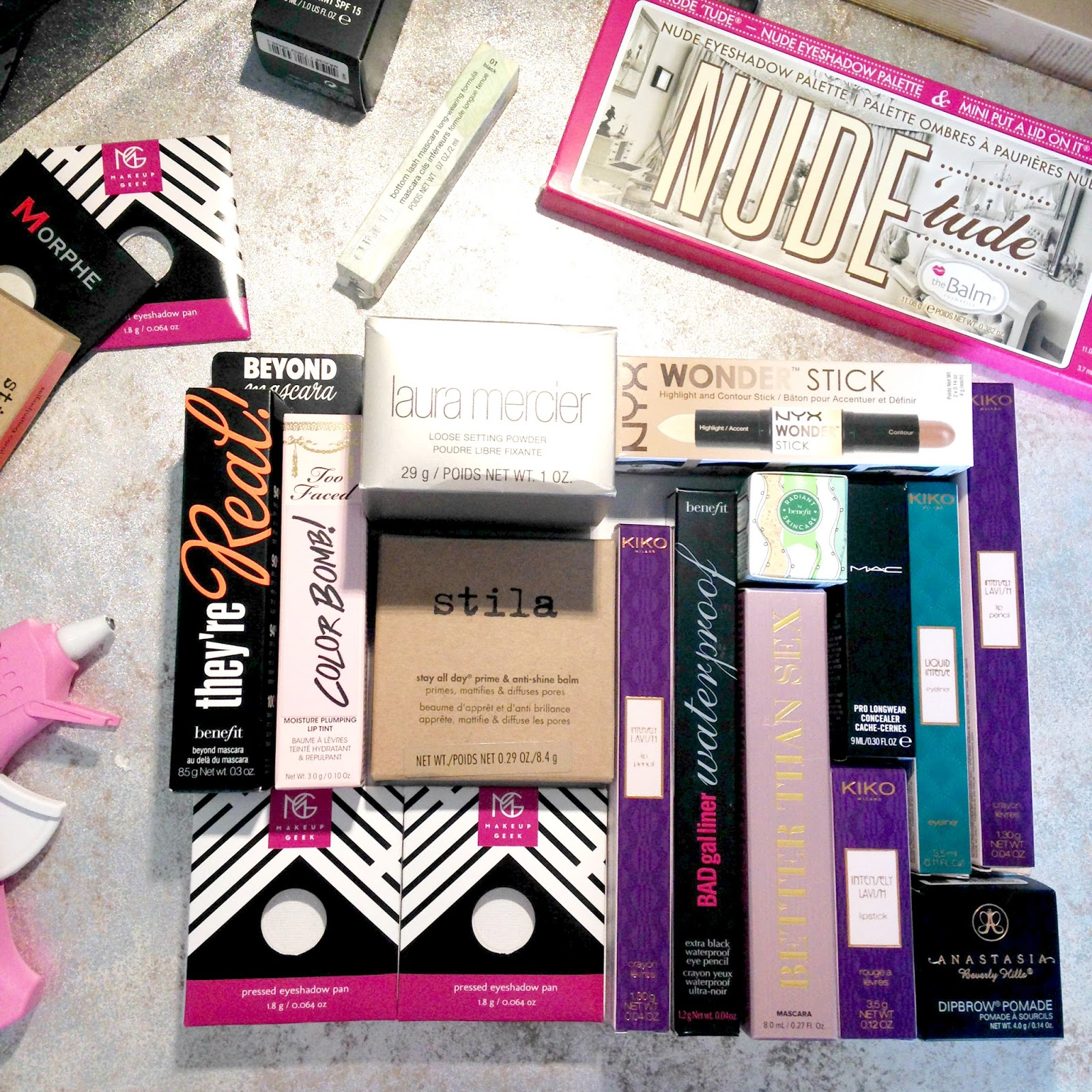How To Make Make-Up Packaging Canvas