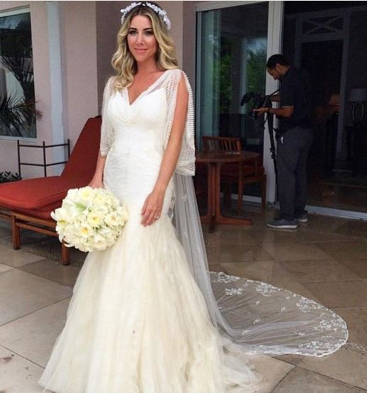Vestido de noiva da Mica Rocha