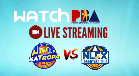 Livestream List: TNT vs NLEX game live streaming February 28, 2018 PBA Philippine Cup