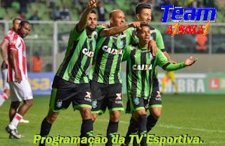 Programação da TV Esportiva ''Domingo'' 19/05/19