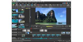 VideoPad - Aplikasi Edit Video Gratis