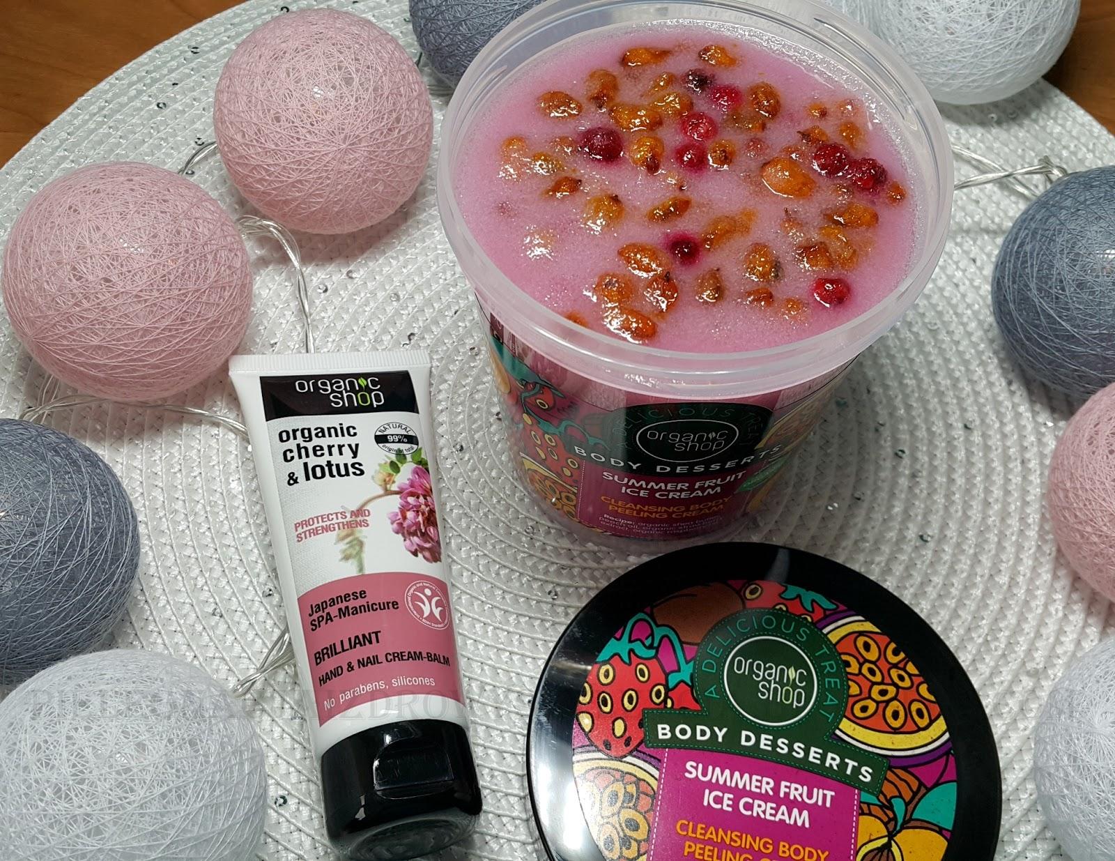 Zakupy - Organic Shop, EC Lab, Floslek, e-naturalne, Yankee Candle