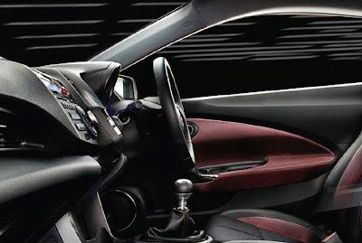 Interior Honda CRZ