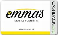 Emma's Mobile Floristik Lyoness Cashback Card