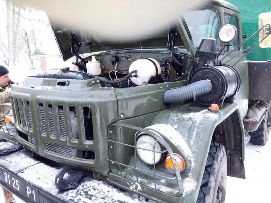 Армійські ЗіЛ-131 отримають дизельні двигуни DEUTZ