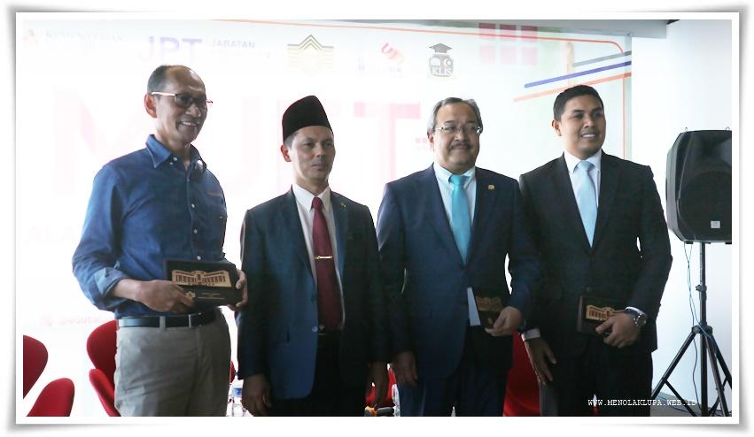 MUET Malaysia digelar perdana di KLIS Jakarta