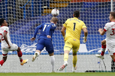 ملخص واهداف مباراة تشيلسي وساوثهامبتون (3-3) الدوري الانجليزي