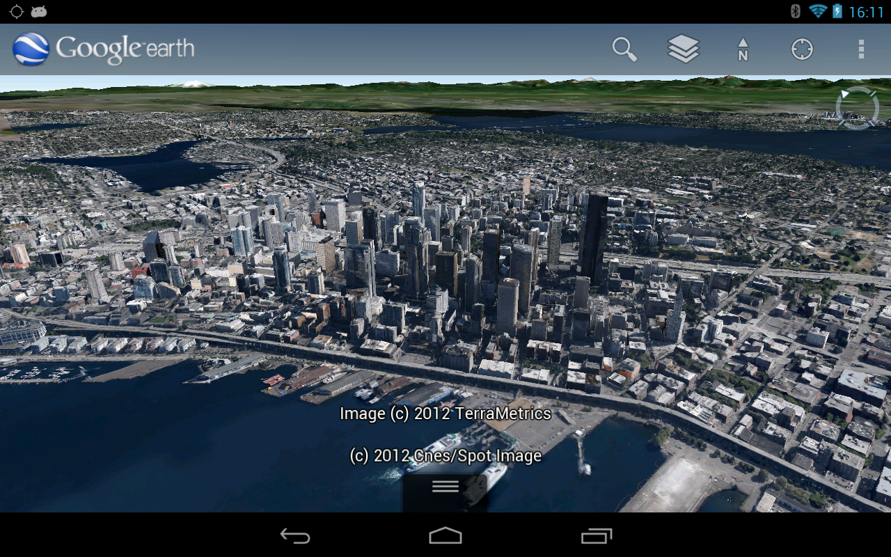 Worksheet. Google Lat Long Fly through Seattle and Denver with new 3D