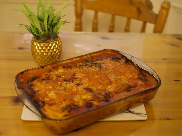 L'Appetite Foodie's Cheesy Veggie Lasagne