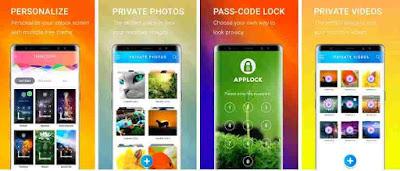 Aplikasi Fingerprint App Lock