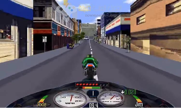 تحميل لعبة Road Rash للكمبيوتر برابط مباشر من ميديا فاير