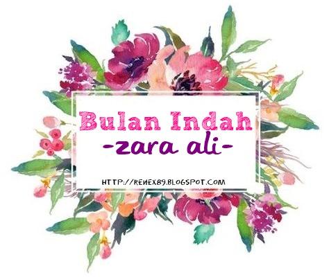 Lirik Lagu Bulan Indah ; Zara Ali