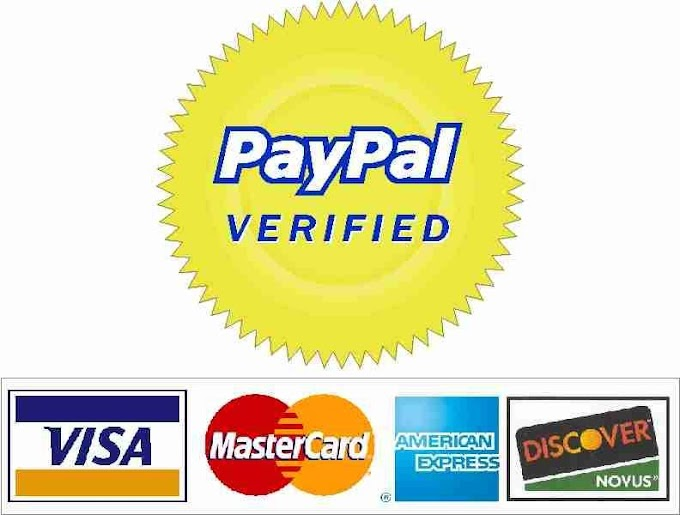 STEPS ON HOW TO VERIFY YOUR PAYPAL ACCOUNT
