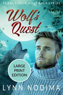 Wolf's Quest: Large Print