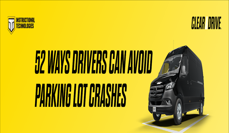 52 Tips to Avoid Parking Lot Crashes #infographic
