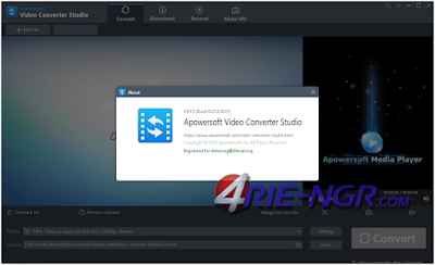 Apowersoft Video Converter Studio 4.5.5 Full Version
