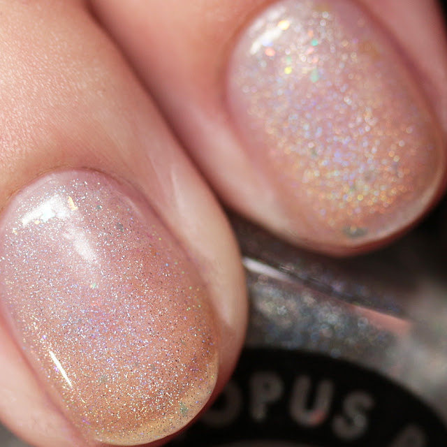 Octopus Party Nail Lacquer Prism Sentence 2