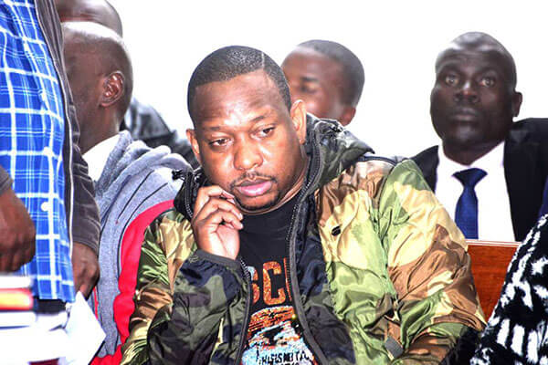 Nairobi troubled Governor Mike Sonko. PHOTO | FILE