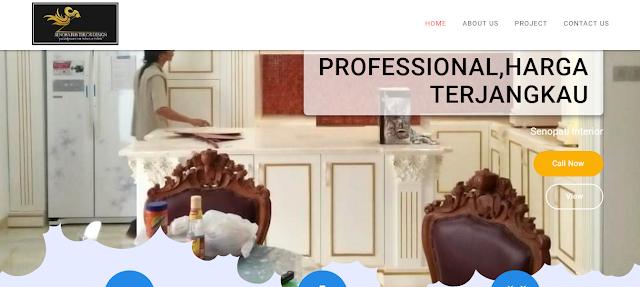 Jasa Desain Website, Jasa Pembuatan Website, Desain Website Panggilan