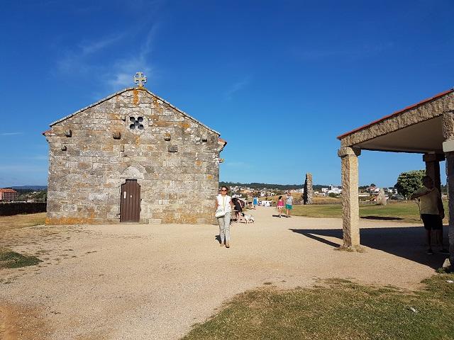 La Ermita de Lanzada