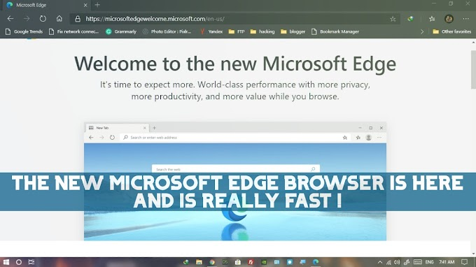 How to download Microsoft Edge 80 based on Chromium