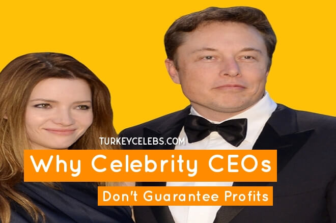Why Celebrity CEOs Don't Guarantee Profits.