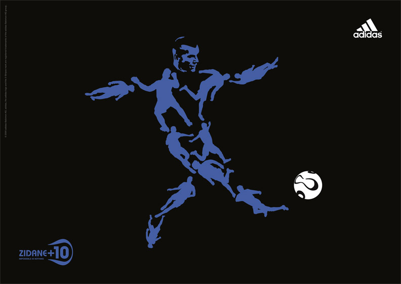Only For Ads Adidas Awesome Sports Man Ads