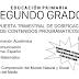 AVANCE PROGRAMÁTICO: DOSIFICACIÓN DE CONTENIDOS PROGRAMÁTICOS, PROPUESTA TRIMESTRAL PARA SEGUNDO GRADO.
