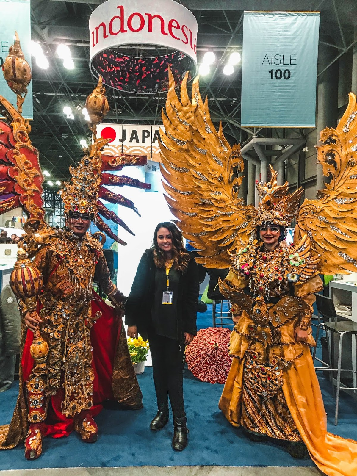 NYT Travel Show Indonesia