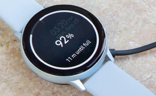 Samsung Galaxy Watch Battery Size