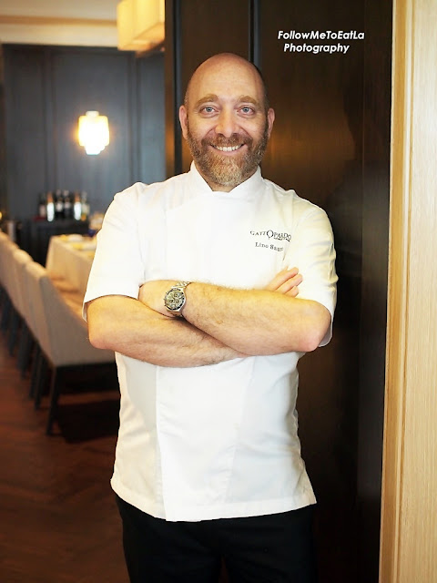 Executive Guest Chef Lino Sauro