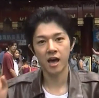 Masaya Matsukaze in 2001