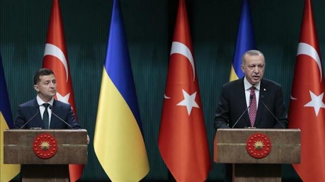 """تصريحات الرئيس أردوغان حول """"القرم"""" تغضب الروس"""