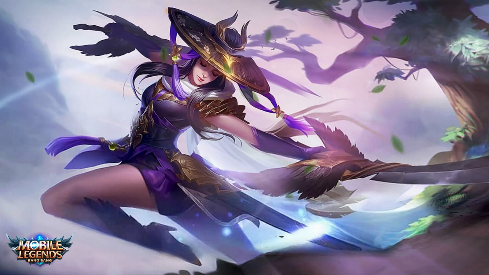Wallpaper Fanny Skylark Skin Mobile Legends Full HD for PC