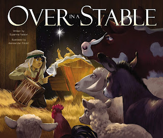 Over in a Stable by Suzanne Nelson