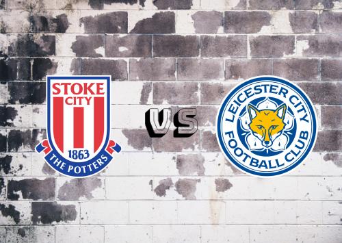 Stoke City vs Leicester City  Resumen