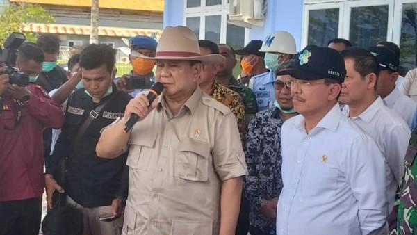 Menkes: WNI yang Diobservasi di Natuna Bangga Lihat Prabowo